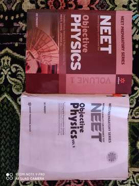 NEET PHYSICS BOOKS