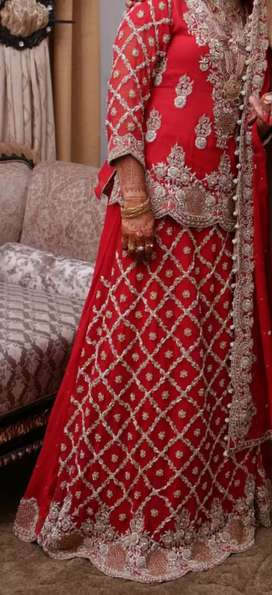 Only one time used Bridal dress