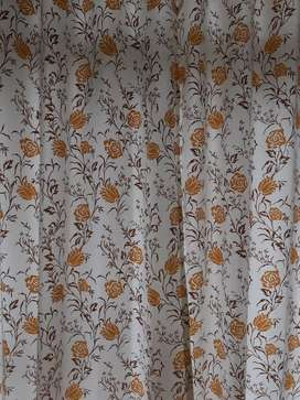4X7 feet curtains