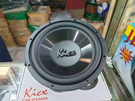 Salon Subwoofer KICX 12 inch dobel koil 800 Watts