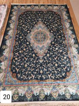 Century Carpet Central piece and rugs