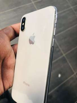Iphone X 64 non pta 9.5/10