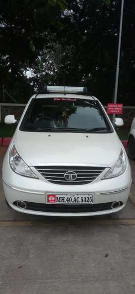 Tata Indica Vista Top End 2014 Diesel 110000 Km Driven