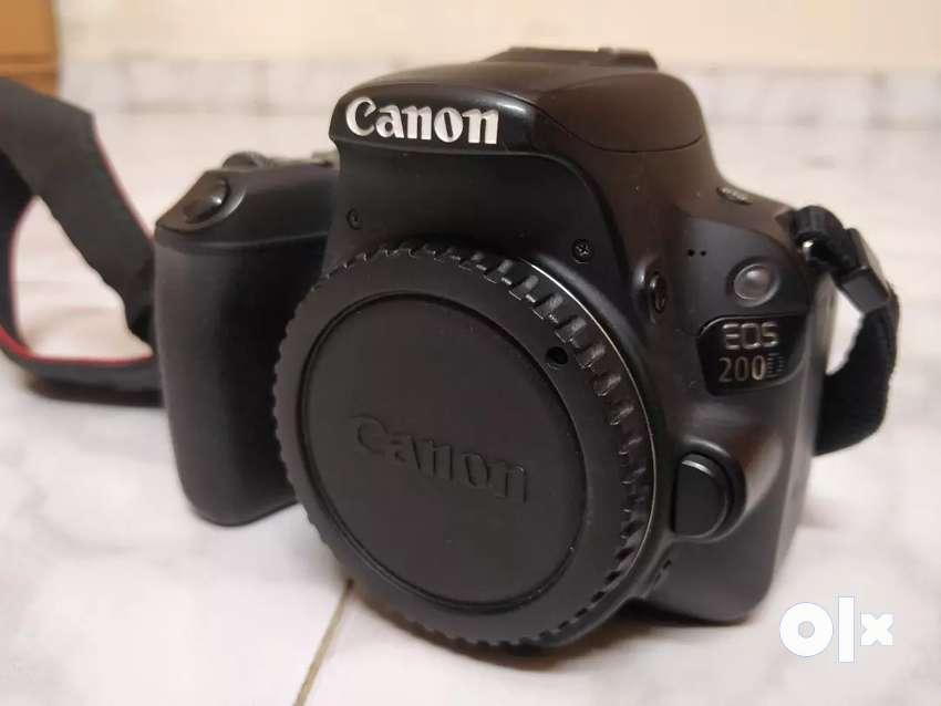 Canon 200D EOS 0