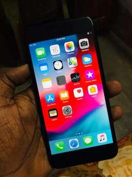 Apple iphone 7plus 128gb matt black