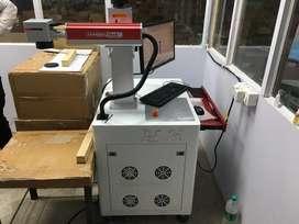 Lesar Printing Machine