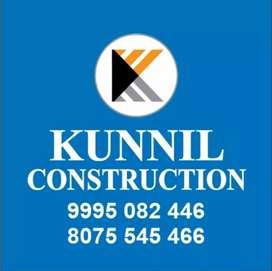 Building construction, 1650/sqft. Including plan permit.