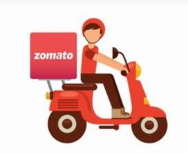 Wanted food delivery boy's in Zomoto