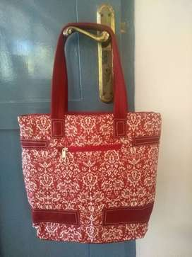 100% COTTON LADIES BAG