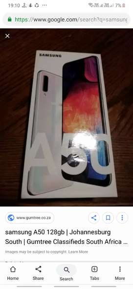 Samsung galaxy a50 6gb