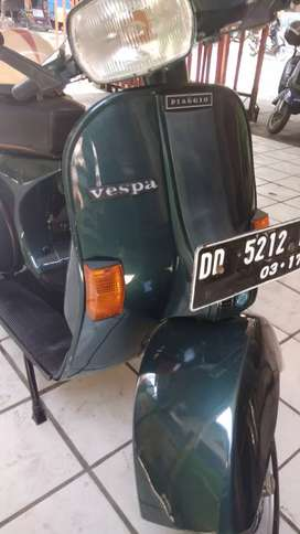 Jual Vespa Exclusive 1997