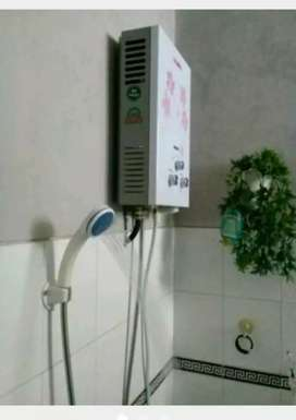 Pemanas Air Shower LPG Harga terjangkau