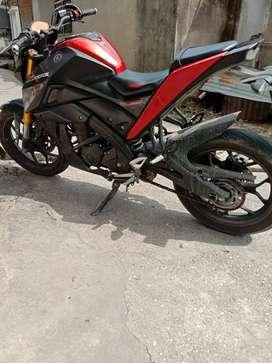 Dijual cepat sepeda motor yamaha xabre mesin masih halus MASIH OK