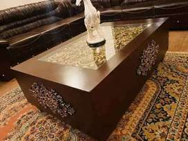 Elegant Design Center Table and Coffee Table for sale