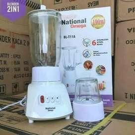 Blender national omega ada jg mixer  alat pel super mop bukan spin mop
