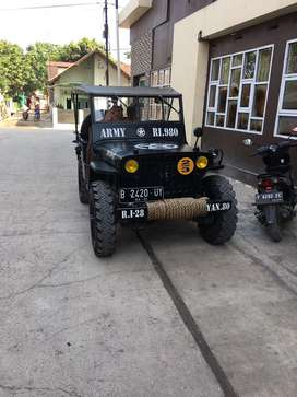 Willys 4x4 thn 1944
