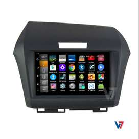 "Honda Jade 7"" LCD Panel Android GPS Navigation V7 DVD Player"