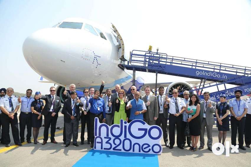 GOOD NEWS FOR THOSE WHO WANTS TO JOIN INDIGO AIRLINES COME AND GRAB A 0