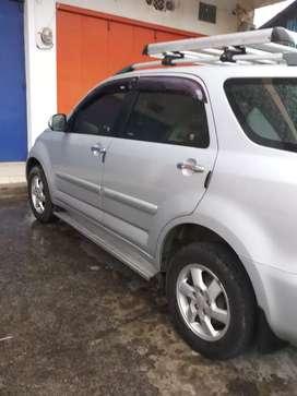 dijual mobil bekas terios tx 2008