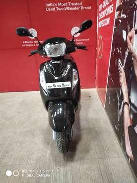 Good Condition Hero Pleasure Std with Warranty    8820 Pune