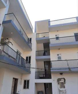 ON HIGHWAY 2BHK READY TO MOVE FULLY FURNISHED FLAT IN MOHALI