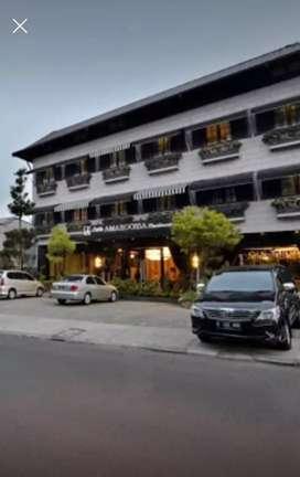 Dijual cepat hotel bintang 3 di Cipete Jakarta selatan murah