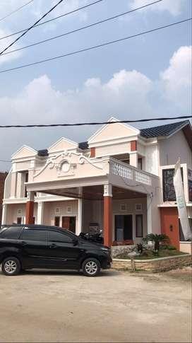 Perumahan Grand Sanjaya Residence (Townhouse Mewah, Harga Terjangkau)