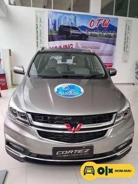 [Mobil Baru] WULING CORTEZ L LUX+ CVT TURBO NIK 2020(READY STOCK!!)