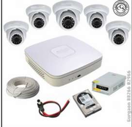 Complete Range of CCTV Products