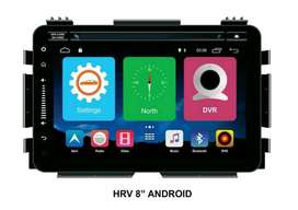 Double Din Android MTech 8inch OEM Plug and Play Honda HRV