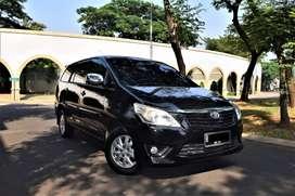 SALE! Toyota Innova 2.0 E AT 2013 Cuci Gudang!