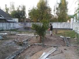 Rumah Siap Bangun Type 75 Harga HEMAT Dkt Jl. Raya Bantul. JP4087