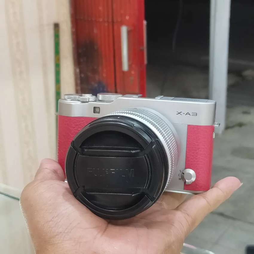 Fujifilm X-A3 Xc 16-50mm mulus like new 0