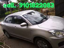 Dizar vxi. 4 years financa ase 1 year old car RS.  350000