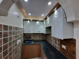 2 bhk newely constructed floor available in dwarka mor
