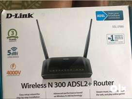 Wireless N300 ADSL2+ Router