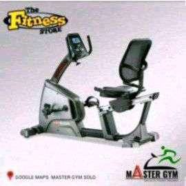 #MasterGymStore Alat Fitness RECUMBENT BIKE Sports Dll (MG ID#960)