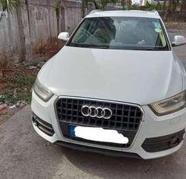 Audi Q3 2.0 TDI, 2013, Diesel