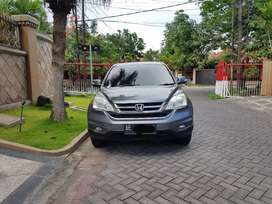 Honda CRV 2.4 AT/Matic 2010, pajak panjang bisa TT Avanza, Innova, HRV