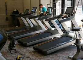 Treadmill elliptical and all fitness equipment repairing