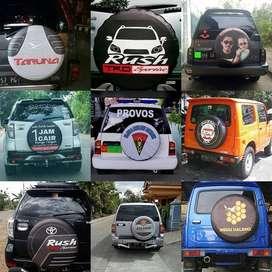 Cover/Sarung Ban Terios/Jimny/Ford Ecosport/Rush/Tawaqal Ajasepul CRV