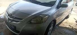 Toyota Vios G 2008 matik w abu 2 metalik