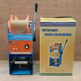 Cup Sealer Manual Alat press gelas plastik ETON COD BDG
