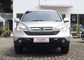 CR-v All New 2.4 At 2009 / Ketemu Lony Sartika