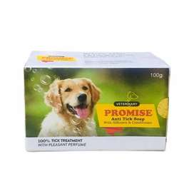Promise Dog Soap