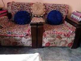Sofa set good condition