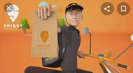 @HIRING FOR SWIGGY  DELIVERY EXECUTIVE AT MIYAPUR LOCATIONS*