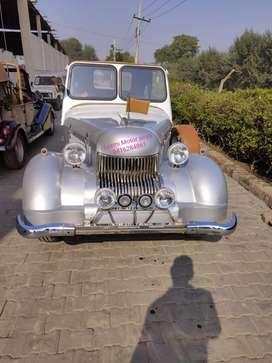Customized Vintage Car