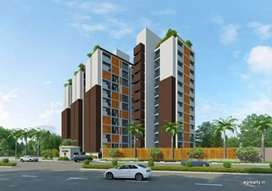 fully furnished in high rise with prime location 2bhk