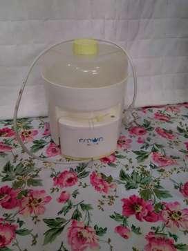 Jual steril DOT/boto susu bayi